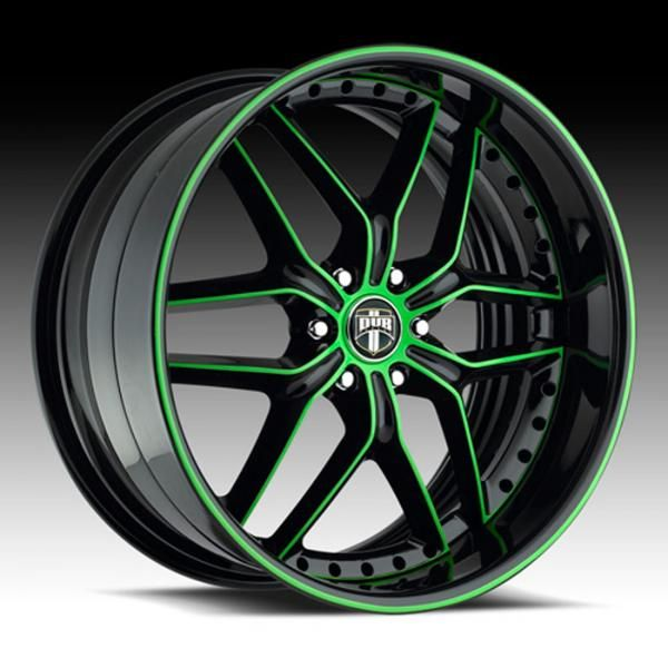 green and black rims - Google Search