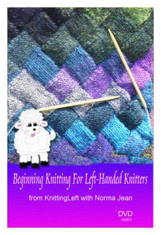 18 best images about Left handed beginning knitting on Pinterest Free patte...