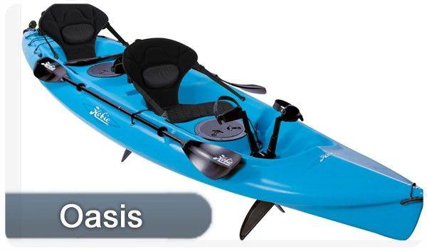 "Hobie Kayak Mirage Oasis® Tandem 14' 6"""