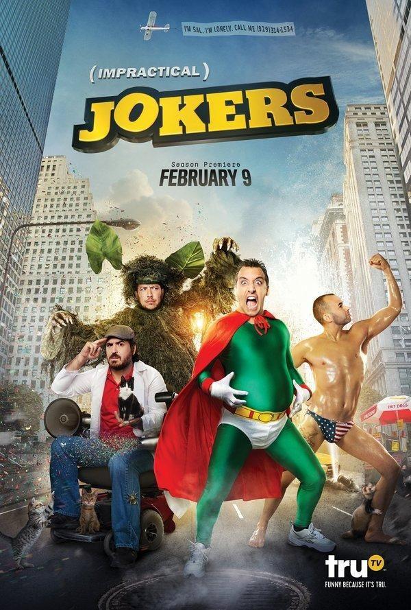 Impractical Jokers (TV Series 2011- ????)
