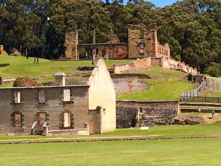 Port Arthur is a small town and former convict settlement on the Tasman Peninsula, in Tasmania, Australia. Port Arthur is one of Australia's most significant heritage areas. From 1833, until 1853, it was the destination for the hardest of convicted British criminals.