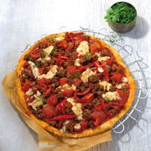 Weight Watchers - Pizza Bolognese - 4pt