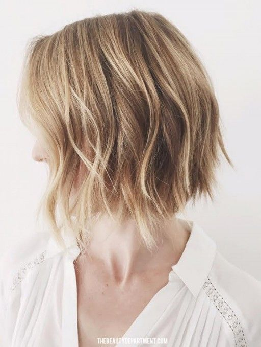 styling a lob or a bob with subtle waves // the subtle wave trick