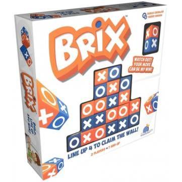 Brix - logikai társasjáték 5 éves kortól - Egyszerbolt Társasjáték Webáruház