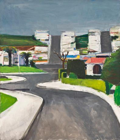 Richard Diebenkorn  American, 1922–1993  Ingleside, 1963  Oil on canvas, 81 13/16 x 69 1/2 inchesBays Area, Thieves Grain Richard, Abstract Art, Artists Richard, Art Inspiration, Richard Thieves Grain, Famous Artists, Ingleside, Art Fineart