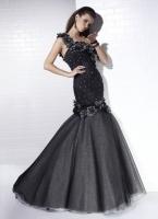 Sort kjole