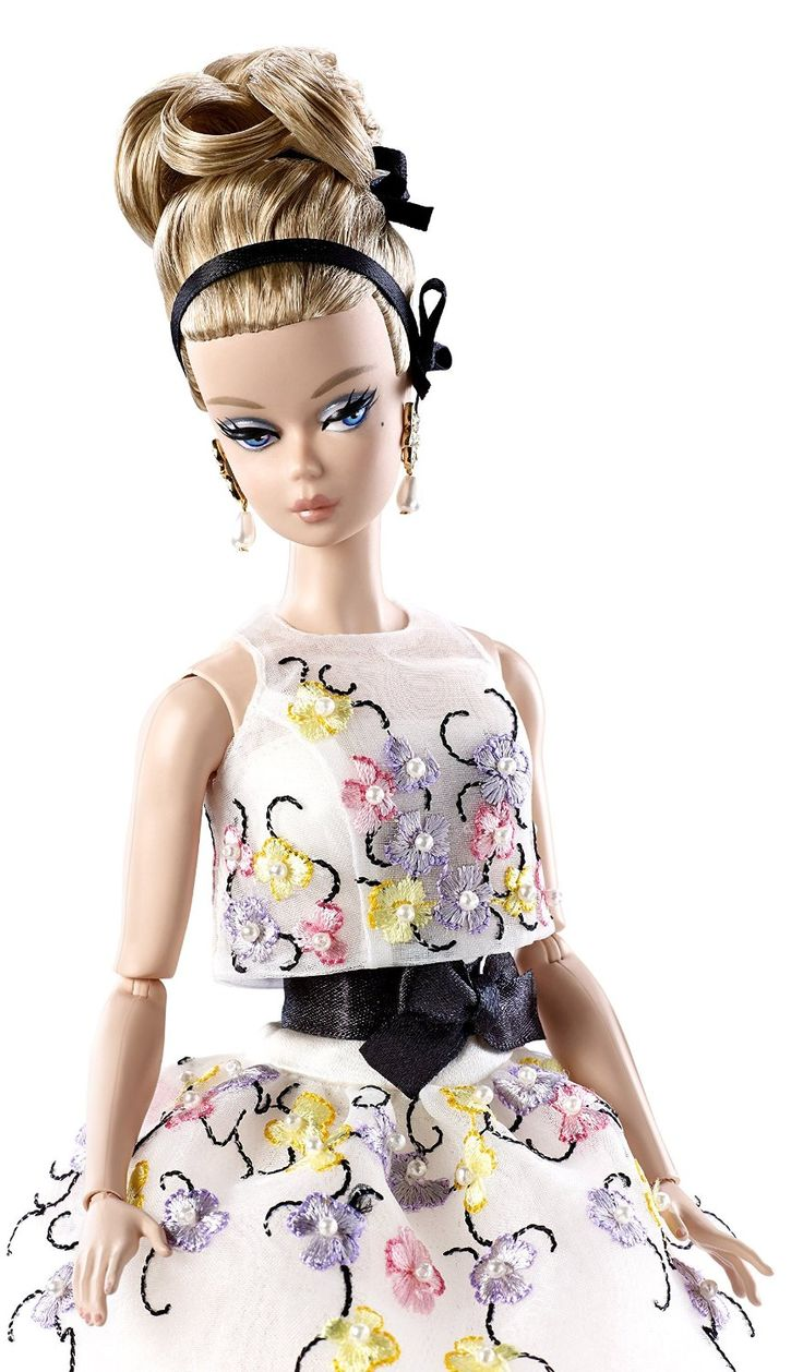 Barbie Fashion Model Collection Doll Glam Gown Toys Games Pinterest Barbie