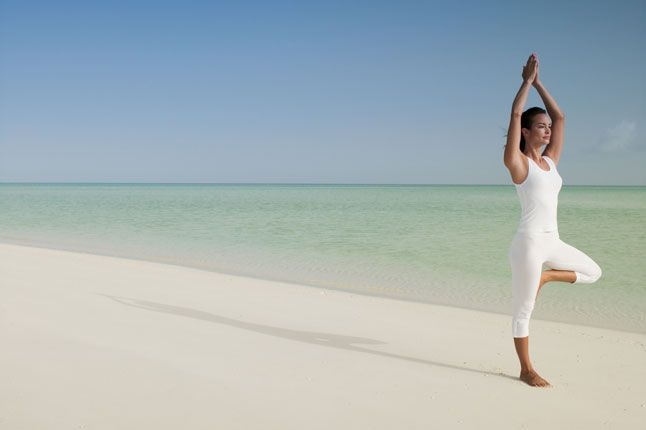Visit the Caribbean resort Parrot Cay, Turks & Caicos. Realign your chakras using the traditional Indian system of Ayurveda to cleanse the body of toxins.