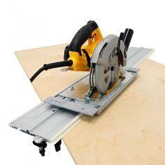 EZSmart Track Saw System, 54'' | Rockler Woodworking & Hardware