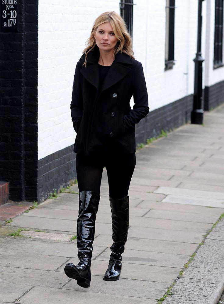 Kate Moss, London June 2013