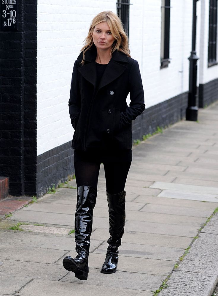 Kate Moss, London June 2013