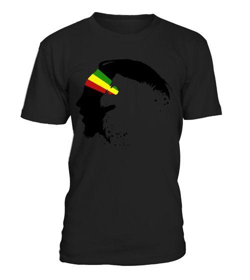 tshirt Rasta lion in zion (*Partner Link)