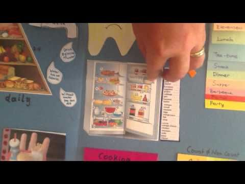 Nutrition Lapbook - YouTube