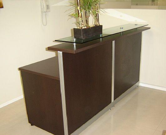 Best 25 muebles de recepcion ideas on pinterest muebles for Recepcion oficina moderna