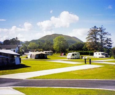 Glenross Caravan And Camping Park SitesCamping
