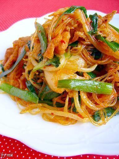 低カロリーでダイエットに最適!春雨活用レシピ10選! #料理好きな人と繋がりたい #日本自炊協会 #Twitter家庭料理部
