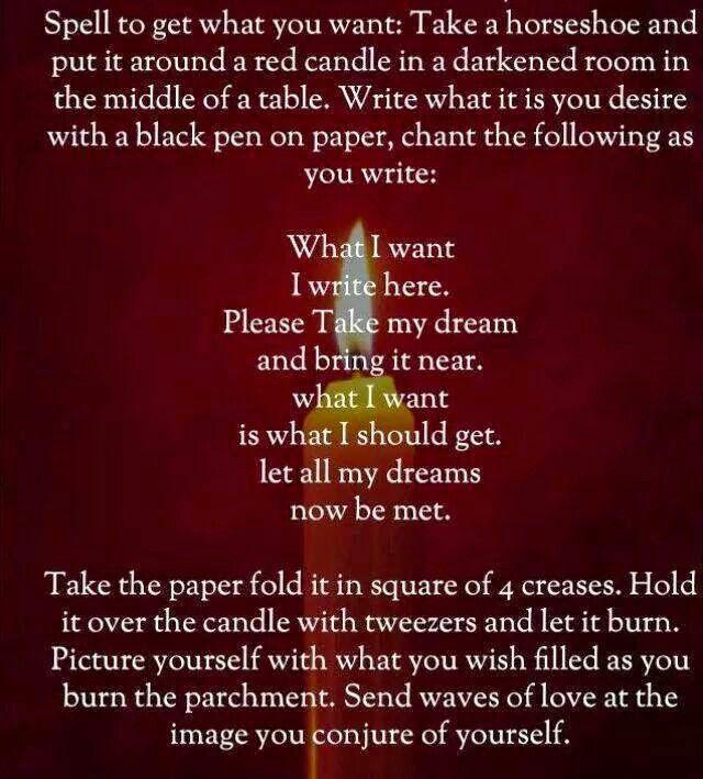 Ideen Zu Luck Spells Auf Pinterest | Zaubersprüche, Magie Und Wicca