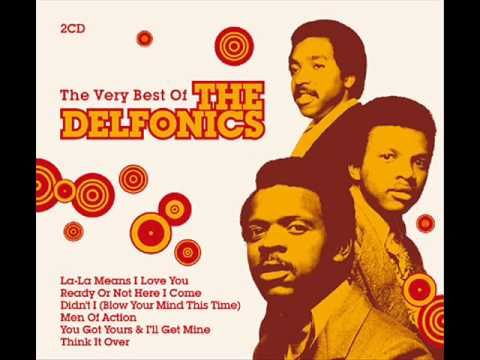 The Delfonics-Over & Over - YouTube