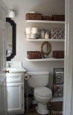 paniers salle de bain