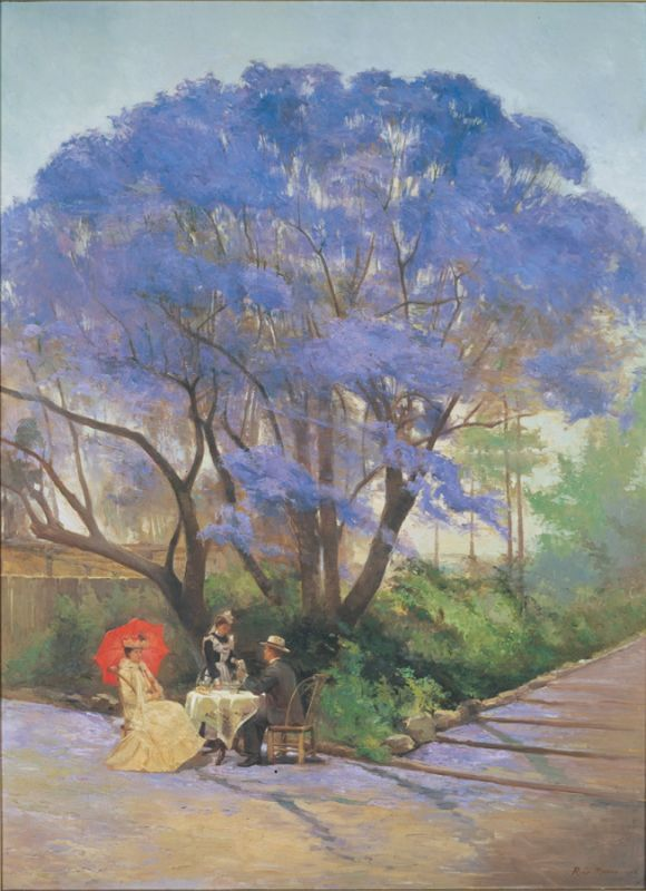R. Godfrey Rivers- Queensland Art Gallery | Gallery of Modern Art