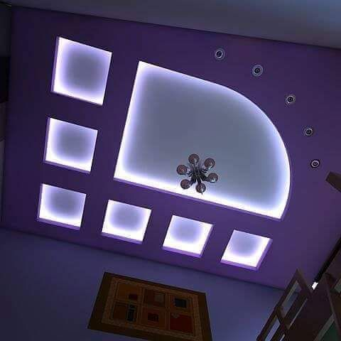 Plaster of paris ceiling designs false ceiling for bedrooms