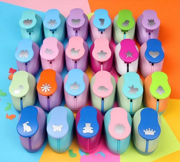 paper cutter shapes - Google Search