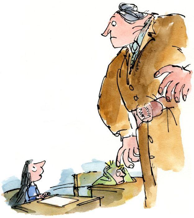 Best 25+ Mrs trunchbull ideas on Pinterest | Bookworm ...