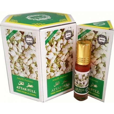 Ahsan Attar Full Perfume Oil - 8ml - The Hippie House