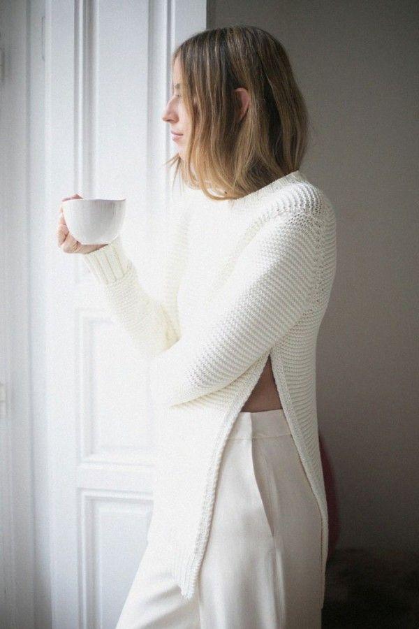 Suéteres que evitarán que pierdas el estilo cuando hace frío