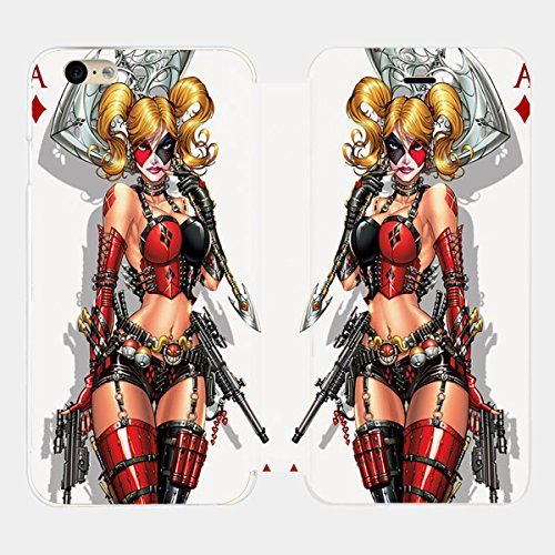 Harley Quinn Sexy Card Custom Flip Cover for Iphone 6 and Iphone 6 Plus (Flip Cover iPhone 6 plus) flip cover http://www.amazon.com/dp/B00XRLQP6W/ref=cm_sw_r_pi_dp_Xdcxvb1D7GGCY