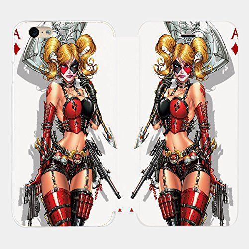 Harley Quinn Sexy Card Custom Flip Cover for Iphone 6 and Iphone 6 Plus (Flip Cover iPhone 6 plus) flip cover http://www.amazon.com/dp/B00XRLQP6W/ref=cm_sw_r_pi_dp_Xdcxvb1D7GGCY