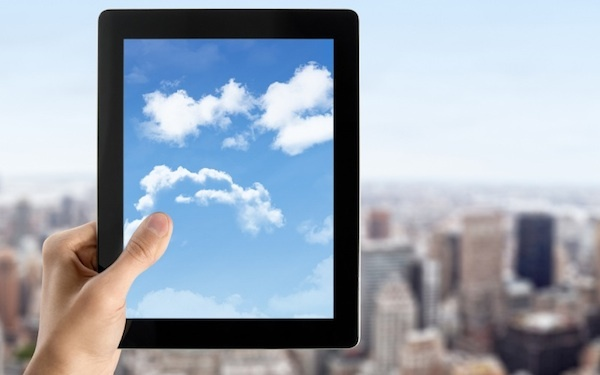How big is the cloud, in terms familiar to you? This infographic offers an explanation.
