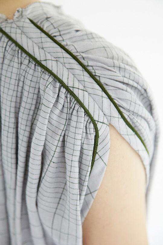 cahier ドレス | minä perhonen