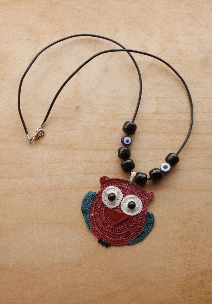 Owl Necklace (Available in different) ON04