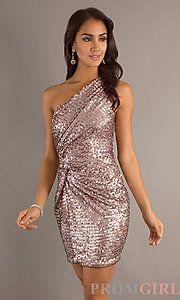 1000  images about semi formal dresses on Pinterest - One shoulder ...