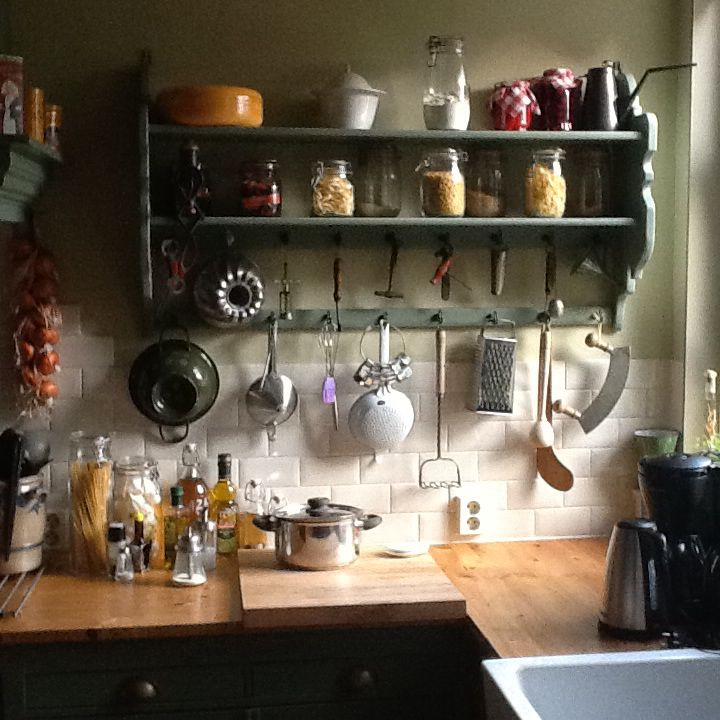 78 Best Ideas About Open Kitchen Cabinets On Pinterest Open Cabinets, Open Kitchen Shelving photo - 5