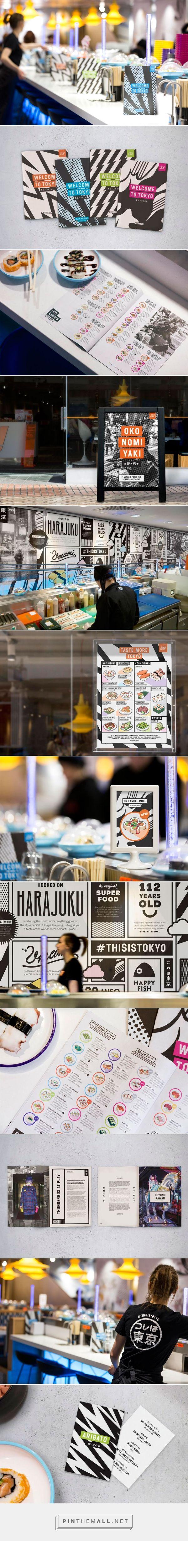YO! Sushi | Identity Designed