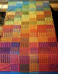 2 and 4 shaft weaving drafts