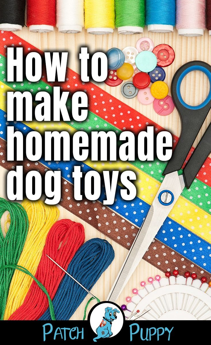 Easy Printable Dog Toy Pattern For Homemade Dog Toys To Sell