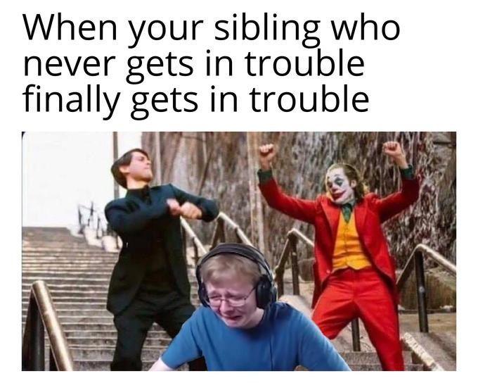 joker and peter parker get down in this reddit approved meme