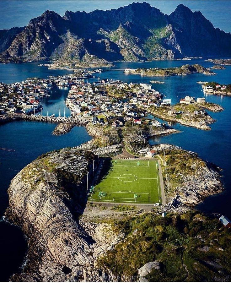 этом лофотенские острова норвегия что посмотреть сдали