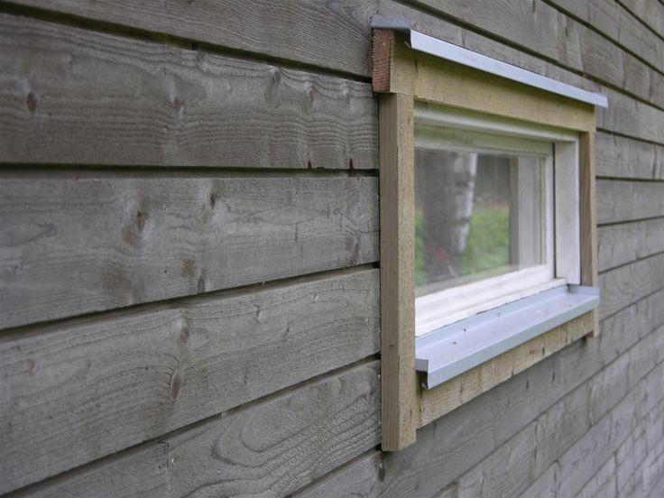 Foder och fönsterbleck