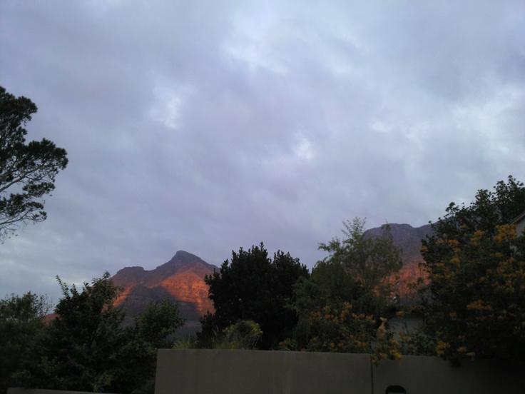 Home, Cape Town
