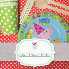 Decoracion fiestas. Peppa Pig party. Fiesta Peppa Pig. @lafiestadeolivia.com