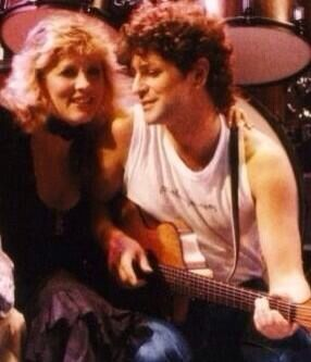 """Stevie and Lindsey """"Cutest people in the world! """" """""""