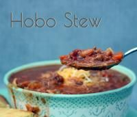 Easy Hobo Stew on MyRecipeMagic.com Hobo Stew – an easy, hearty and budget friendly stew that everyone loves.