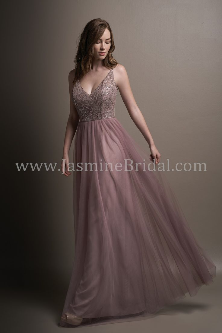 Jasmine Bridal Favorite new style! Looks great on everyone. It's romantic, classic and sexy. What more can you ask for?