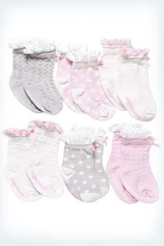Elegant Peek a Boos Socks