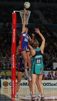 Mystics' rugby-style lift has netball world abuzz
