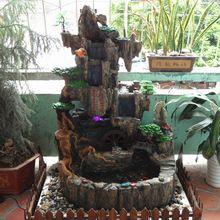 Tanque de peixes de água de abertura de inauguração presentes enfeites de decoração feng shui grande(China (Mainland))